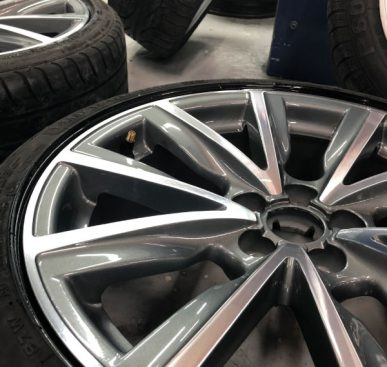 Painted Alloys
