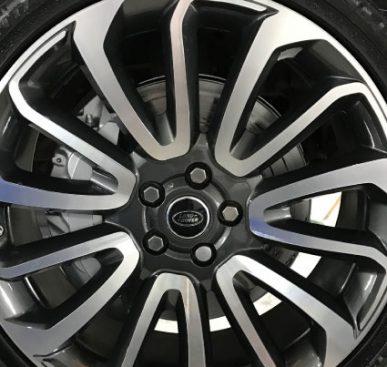 Repair Cracked Wheel