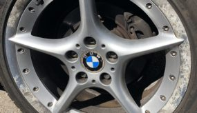 BMW Split Rims – Before