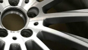 Wheel Rim Repair
