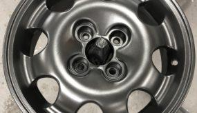 Peugeot 205 GTi wheels – Before